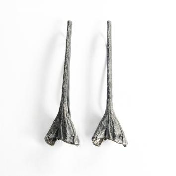 Pendientes-rastros-grandes-plata-oxidadajpg